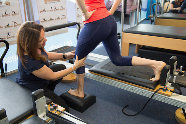 Clinical pilates   Brisbane Physio   Stafford Physiotherapy Centre   Sandra Day