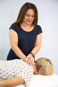 Sandra Day | owner, physiotherapist and pilates instructor at Stafford Physiotherapy Centre
